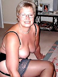 Mature stockings, Sexy mature
