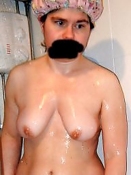Hairy, Changing, Hairy shower