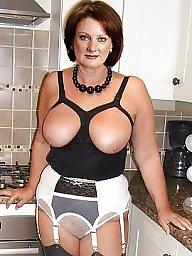Mature boobs, Big mature, Mature tits