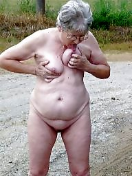 Mature, Amateur, Nudist, Granny, Public