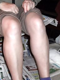Mature legs, Leggings, Mature leggings, Leg