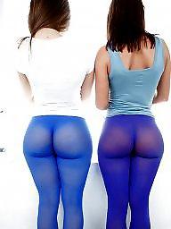 Yoga pants, Pants