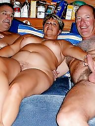 Group, Group sex, Sex, Mature, Mature group