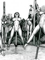 Bdsm art, Drawings, Femdom cartoon, Cartoon bdsm, Bdsm cartoons, Femdom art
