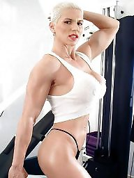 Strong femdom, Strong, Muscleć, Muscled, Muscle femdom, Muscle
