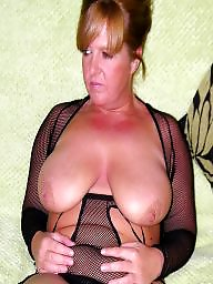 Mature tits, Mature party