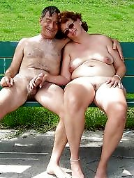 Nudist amateur couple