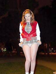 Public, Redhead