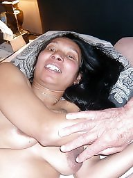 Asian wife, Amateur facial, Asian facial