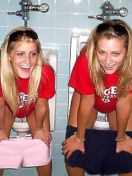 Hidden cam, Hidden, Toilet