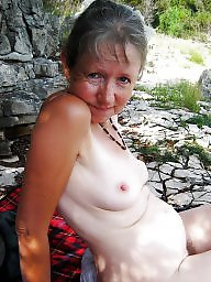Granny, Granny boobs, Busty mature