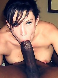Interracial blowjob, Ebony blowjob, Interracial, Black blowjob