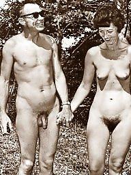 Vintage nudist, Nudists, Public nudity, Public, Amateur vintage, Vintage