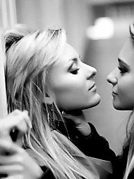 Lesbians, Lesbian, Kissing