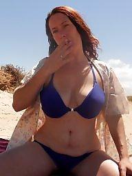 Public nudity, Public, Beach