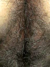 Hairy mature, My wife