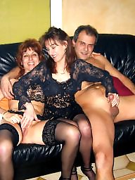 Group, Couples, Sex, Swingers, Couple, Swinger