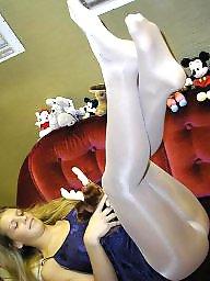 Amateur lingerie, Amateur nylon, Lingerie