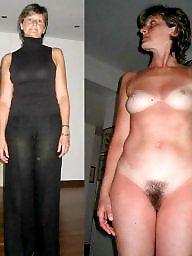 Mature dress, Dress