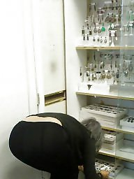 Stocking, Public, Stockings, Hidden cam, Cam