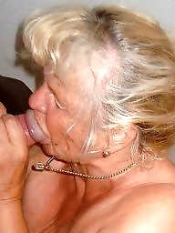 Granny blowjob, Granny, Grannies, Mature blowjob