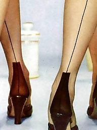 Vintags stockings, Vintage stocking, Vintage stockings, Stockings vintage, Burlesque, Stocking vintage