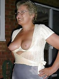 Granny, Granny stockings, Amateur granny