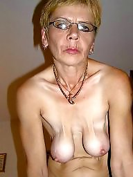 Saggy, Ugly, Grannies, Granny, Saggy tits, Mature pussy