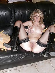 Spreading, Spread, Uk slut, Uk milf