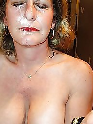 Mature facials, Facials, Mature facial, Slut wife, Amateur facial, Amateur mature