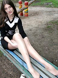 Stockings, Stocking, Pantyhose, Teen pantyhose