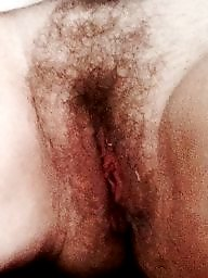 Hairy wife, Mature pussy, Hairy mature