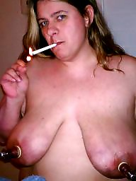 Hairy wife, Hairy bbw, Smoking