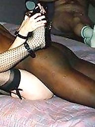 Cream, Cream pie, Bbc, Interracial stockings, Interracial