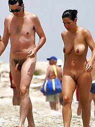 Beach, Public nudity, Public