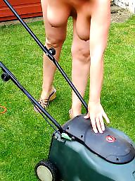 The gardener, Wifes public, Wife public, Public wife, Public amateur wife, Public amateur mature