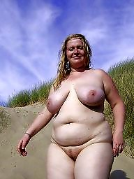 Bbw beach, Chubby amateur, Chubby, Nudist