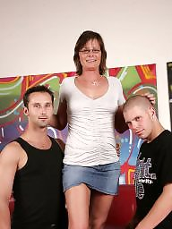 Young boy, Mature fuck, Mothers, Mature boy