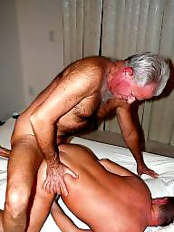 Mature anal, Party