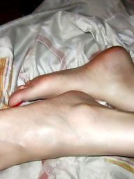 Wife,s feet, Wife s feet, Wife feet, Red,milf, Red milf, Milf red