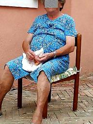 Granny, Granny upskirt, Mature upskirt, Grannies