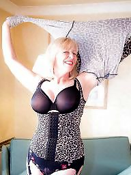 Mature stockings, Mature stocking, Lady b, Lady, Ladies, Stockings