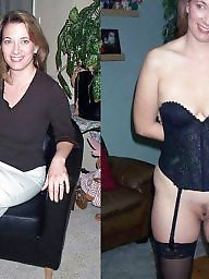 Milf dressed undressed, Mature dressed undressed, Undress, Undressed, Dress, Sexy milf