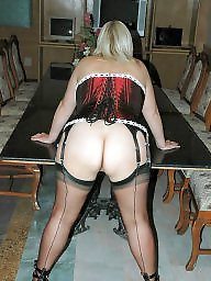 With stocking, With stockings, Wants you, Wants to, Play to, Stockings blonde