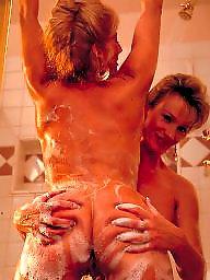 Milf lesbian, Naked, Naked milf