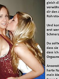 Femdom caption, German captions, Bdsm captions, Caption, Femdom captions, Teen captions