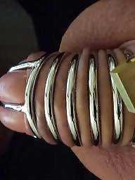 Femdom, Chastity, First time, First