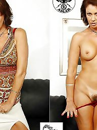 Milf dressed undressed, Undressed, Undress, Mature dress, Mature dressed