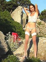 Sofia s, Outside porn, Outside amateur, Amateurs outside, Posing outside, Sofia