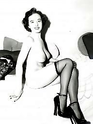 Vintage boobs, Vintage big boobs